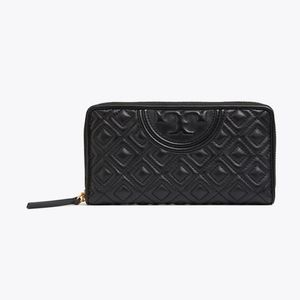 FLEMING ZIP CONTINENTAL WALLET